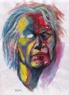 Agustin Sibarani, pelukis wajah Sisingamangaraja XII