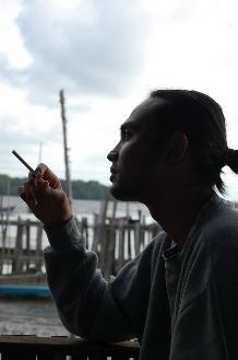 Ibnu Avena Matondang : sarjana antropologi USU
